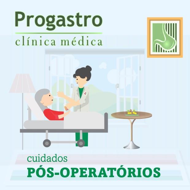 Cuidados Pós-Operatórios
